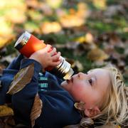 Pura, Osłona na butelkę Pura Kiki - pomarańczowa