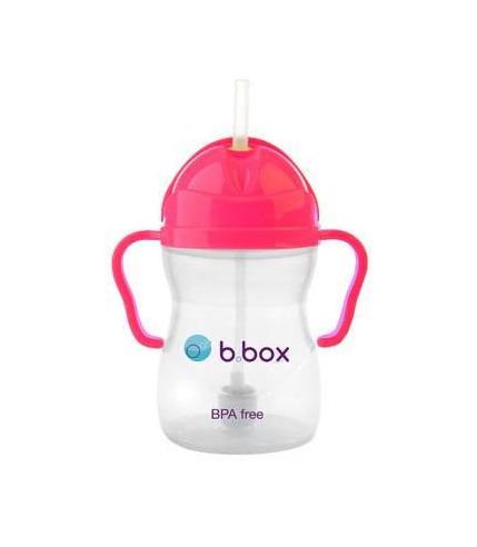 B.Box, Innowacyjny kubek niekapek b.box neon różowy