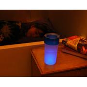 LiteCup, Świecący kubeczek niekapek Litecup fioletowy