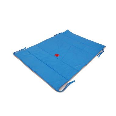 Kocyk i śpiworek 2w1 STAR Kaiser niebieski
