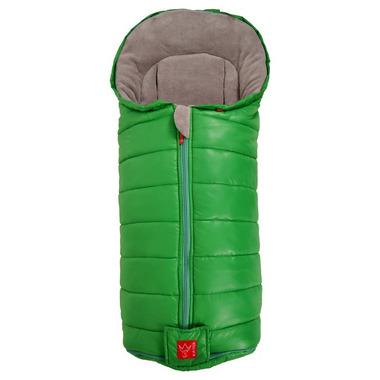 Kaiser, Śpiworek SHINNY Kaiser zielony z zielonym zamkiem