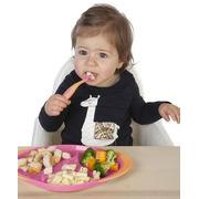 B.Box, Pierwsze sztućce do nauki samodzielnego jedzenia - strawberry shake