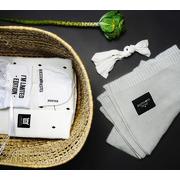 Lullalove, Bambusowy koc tkany kawa z mlekiem