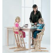 Krzesło do karmienia Baby Dan DANCHAIR ciemny brąz