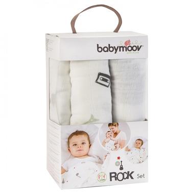 Babymoov, Zestaw pieluszek Swaddle Rock Set