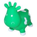Skoczek Tootiny - pompowana krówka do skakania - zielona