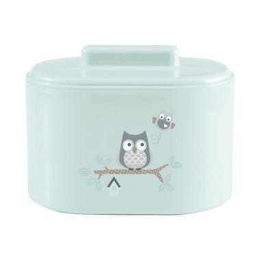 Bebe-jou, Pojemnik na akcesoria higieniczne Miętowe sówki