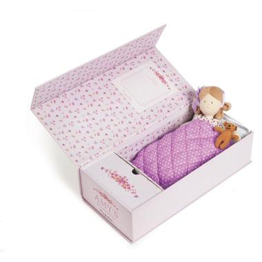 Ragtales, Lalka Amy 28 cm i jej pokój