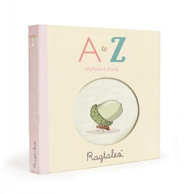 Ragtales, Materiałowa książeczka ABC