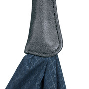 Lassig, Green Label Torba z Akcesoriami Neckline Spin Dye Blue melange