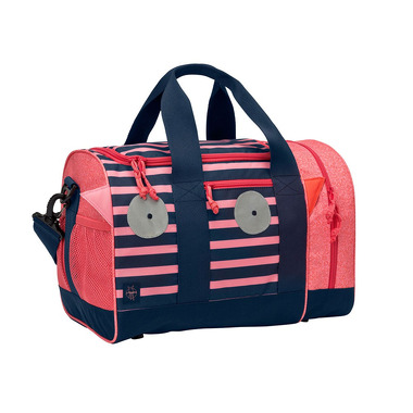 Lassig, Torba Sportowa Little Monster koral