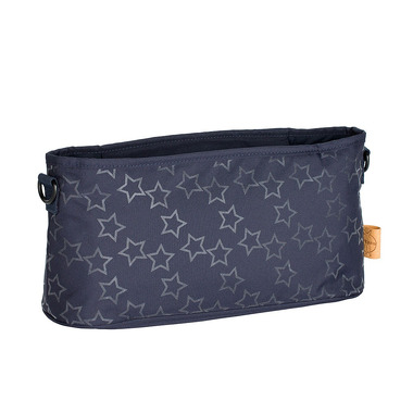 Lassig, Casual Label Organizer do Wózka Reflective Star navy