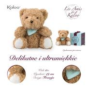 Kaloo, Miś Miodowy 19 cm w pudełku kolekcja Les Amis