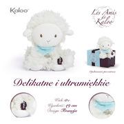 Kaloo, Owieczka Waniliowa w pudełku 19 cm kolekcja Les Amis