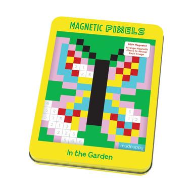 MUDPUPPY, Magnetyczne piksele Ogród