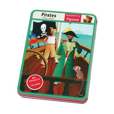 MUDPUPPY, Magnetyczne postacie Piraci