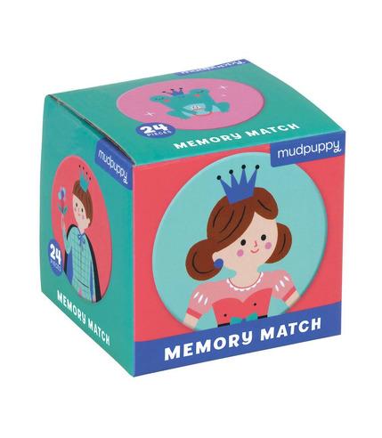 MUDPUPPY, Gra Mini Memory Księżniczka