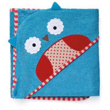 Skip Hop, ręcznik z kapturkiem - Sowa