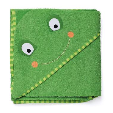 Skip Hop, ręcznik z kapturkiem - Żaba