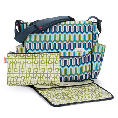 Torba Dash Blue Chevron