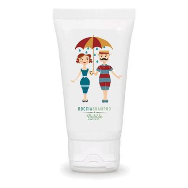 Bubble&CO, Organiczny Płyn do Mycia Ciała i Włosów dla Całej Rodziny 50 ml
