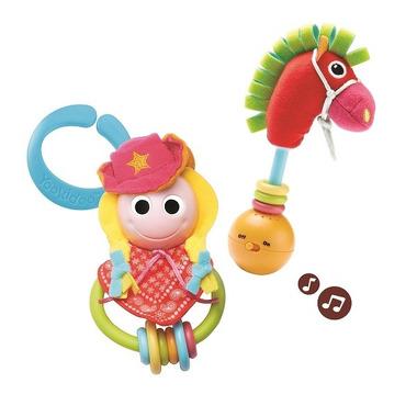 Yookidoo, Muzyczny Zestaw Grzechotek Konik