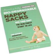 Beaming Baby, Biodegradowalne Bezzapachowe Worki na Zużyte Pieluszki