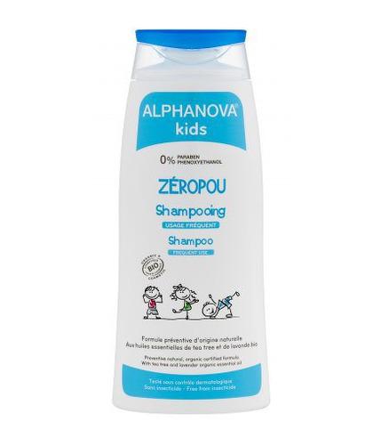 Alphanova Kids, Szampon odstraszający wszy, 200ml