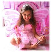 Alphanova Princesse Szampon do Włosów dla Dziewczynek, 250ml