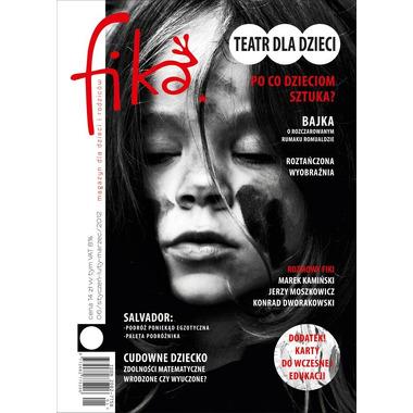 Fika - Magazyn dla rodziców i dzieci styczeń-luty-marzec 2012