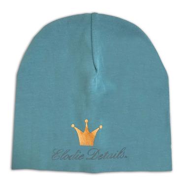 Elodie Details, czapka Pretty Petrol, 12-24 m-ce