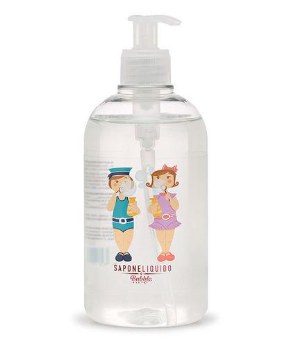 Bubble&CO, Organiczne Mydło w Płynie dla Dzieci 500 ml