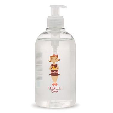 Bubble&CO,  Organiczny Płyn do Kąpieli dla Dziewczynki 500 ml