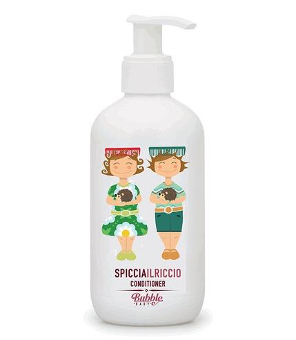 Bubble&CO, Organiczna Odżywka do Włosów dla Dzieci 250 ml