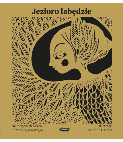JEZIORO ŁABĘDZIE-Mamania