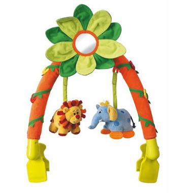 Uniwersalny łuk z dwoma zabawkami