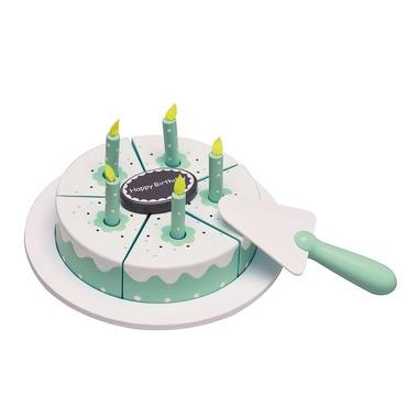 Kids Concept, Tort Urodzinowy Niebieski