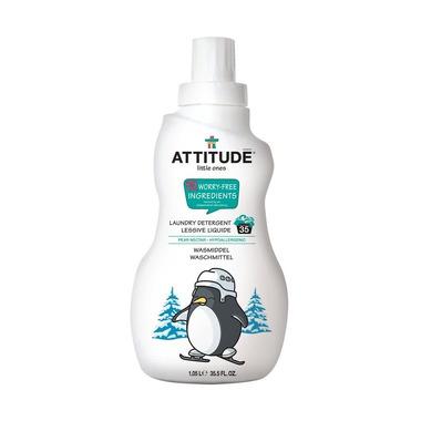 Attitude, Płyn do prania ubranek dziecięcych Gruszkowy Nektar (Pear Nectar) 35 prań - 1050 ml