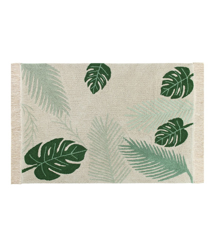 Lorena Canals, Dywan do prania w pralce Tropical Green