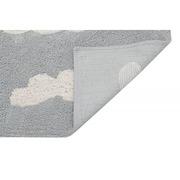 Lorena Canals, Dywan do prania w pralce Clouds Gris
