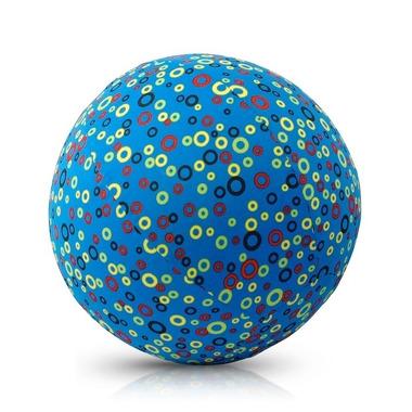 Bubabloon, piłka Balonowa Circles Blue