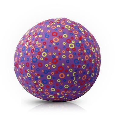 Bubabloon, piłka Balonowa Circles Purple