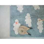 Lorena Canals, Dywan do prania w pralce Clouds Vintage Azul