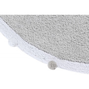 Lorena Canals, Dywan do prania w pralce Bubbly Light Grey