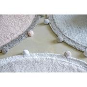 Lorena Canals, Dywan do prania w pralce BUBBLY Soft Blue