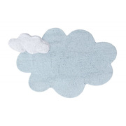 Lorena Canals, Dywan do prania w pralce PUFFY Dream Blue