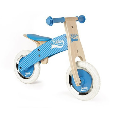 Janod, Rowerek biegowy niebieski Little Bikloon
