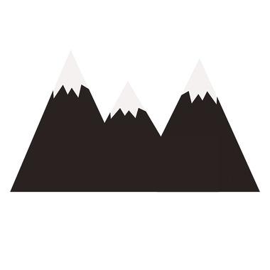 Dekornik , Załóżkownik Góry Czarne 150x83 cm