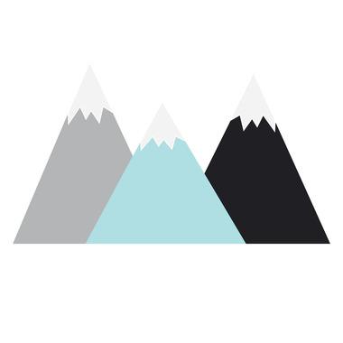 Dekornik , Załóżkownik Góry Pastele 150x83 cm