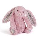 Królik kolorowe uszy 18 cm róż Jellycat